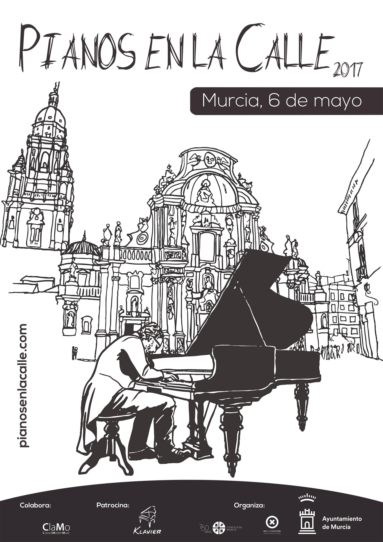 Abierta inscripción Pianos en la Calle 2017